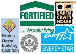 Green Building Logos