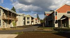 "Corvallis CoHousing, one of the 2008 ""What Makes it Green"" winners"