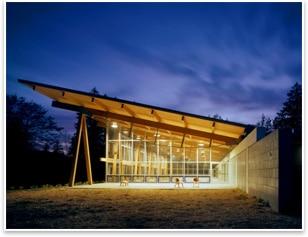 Pocono Environmental Education/Visitor Activity - Bohlin Cywinski Jackson, Architects
