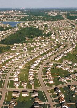 Image of sprawl