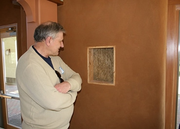 How To Plaster Walls: Natural Clay Plaster Finishes ...