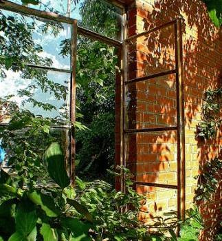 Building Materials Formaldehyde Opening Windows