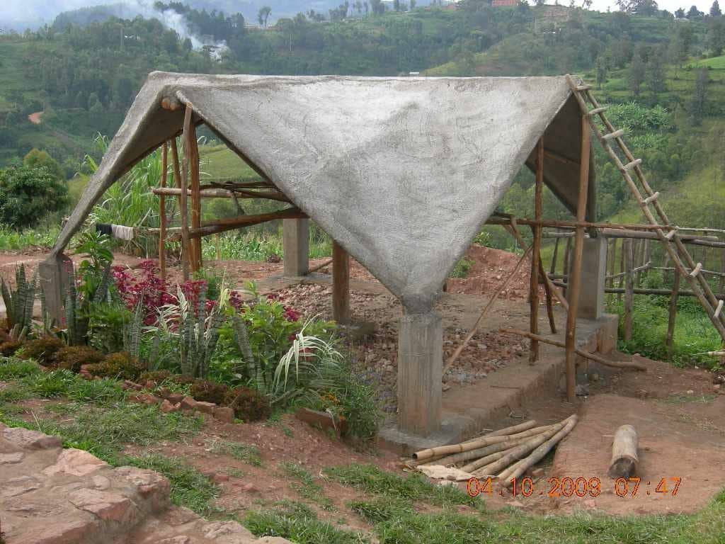 New Habitat Approaches Build Roofs First Green Building