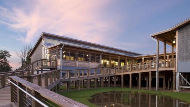 Hurricane Katrina Ravaged Site Goes LEED Gold - Green ...