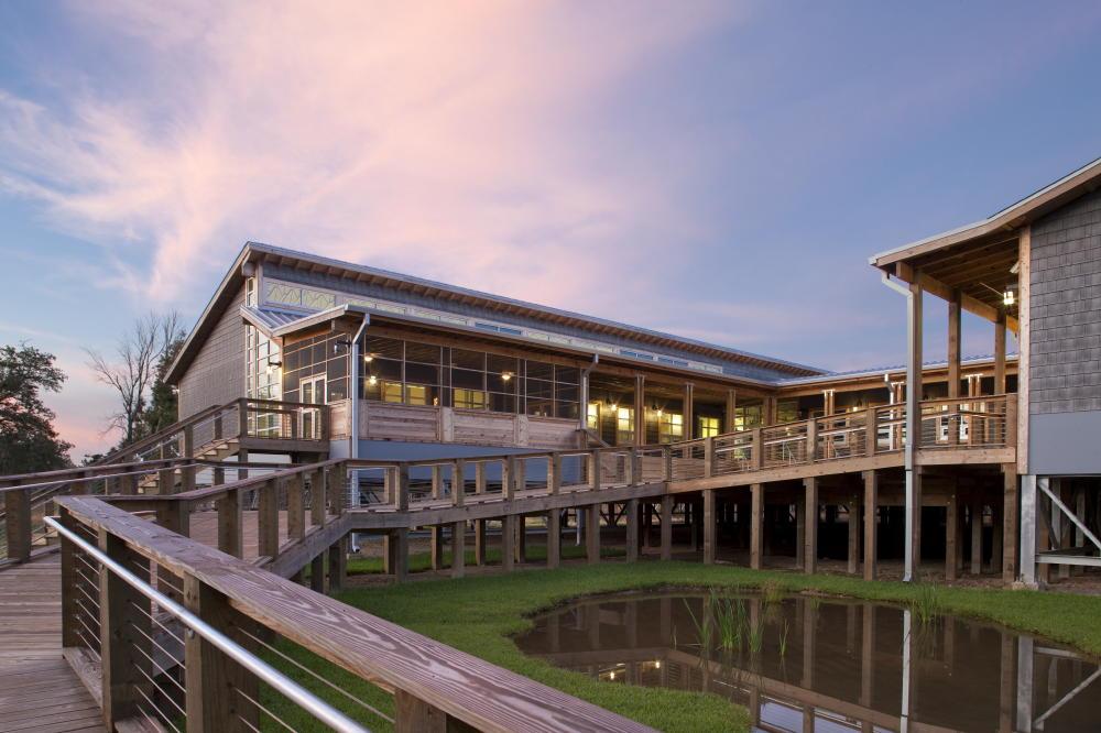Grand Bay Coastal Resources Center