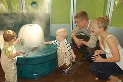 Madison Children's Museum Water Globe