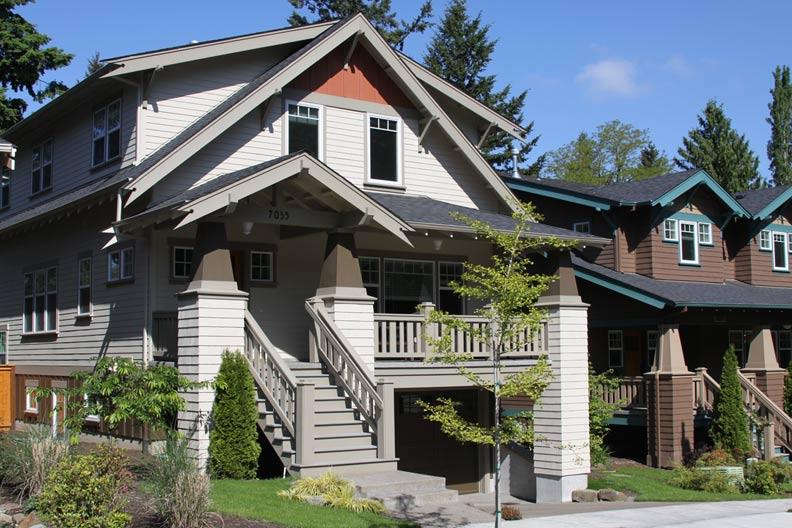 Earth Advantage Certified Home in Portland Oregon