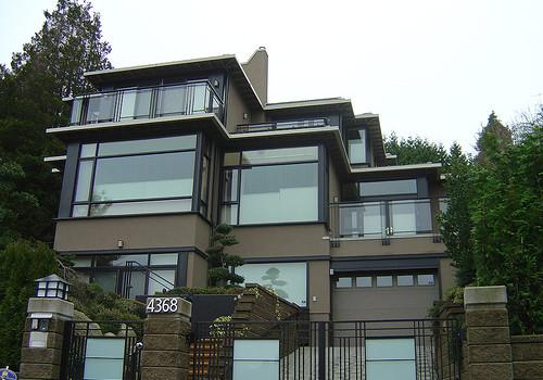 House in British Columbia