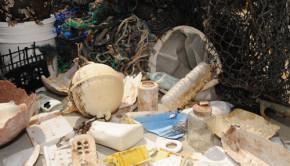 Ocean Kaisei NP Gyre debris 4985