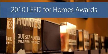LEED for Homes Awards