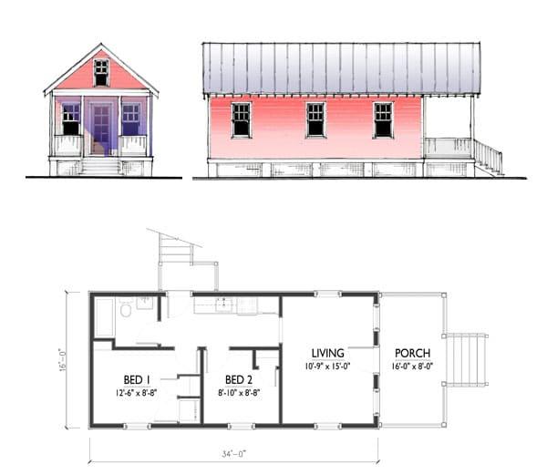 Quot Katrina Cottages Quot Spark Tiny House Movement Green