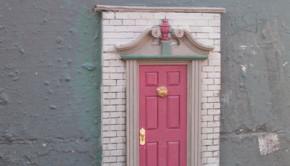 selo shevel door