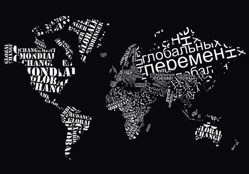 world graphic