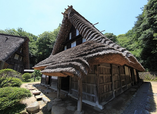 Japanese Traditional Style House Design Green Building