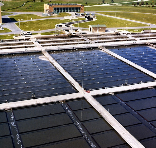 Good News On Using Recycled Sewage Treatment Plant Water