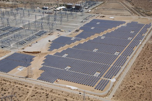 The Los Angeles Department of Water and Power today commissioned an 11.4-megawatt DC solar installation.
