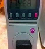 Kill A Watt power usage meter by P3 International