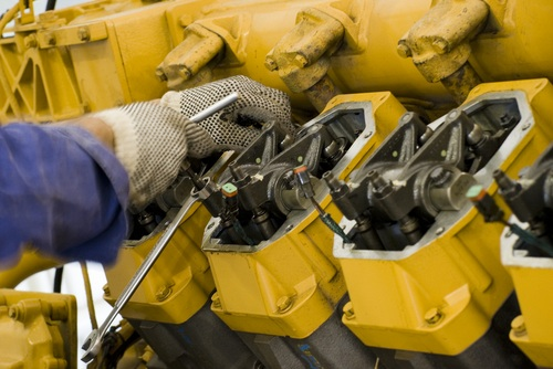 landfill gas recovery engine maintenance shutterstock_3539525
