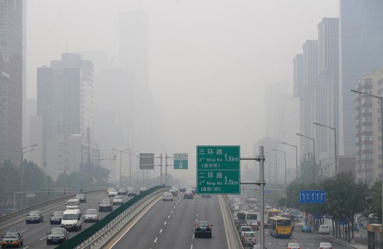 Beijing Makes Changes To Fight Air Pollution Green