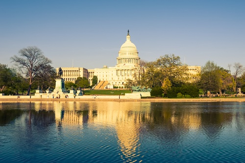 US Capitol shutterstock_118418791