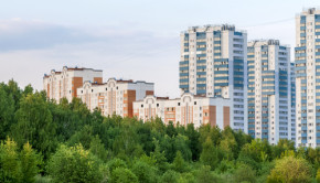 apartments in eo-frindly greenbelt shutterstock_118666093