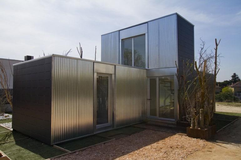 Cso Arquitectura S Modular Housing System Savms Green