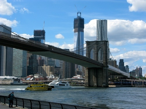 New Freedom Tower at One World Trade Center