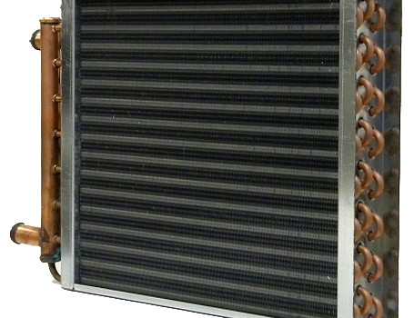 Heat Exchanger. Brazetek