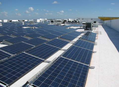 Ikea Plugs In South Florida S Largest Solar Energy System