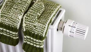 gloves and radiator shutterstock_121565053