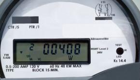 smart meter shutterstock_108664646