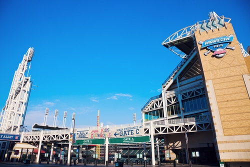 Cleveland Indians shutterstock_123215632