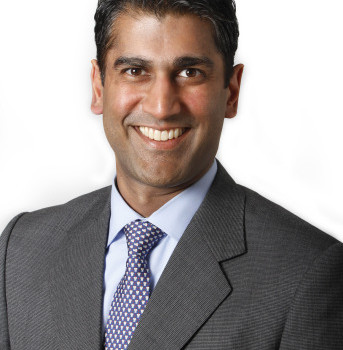 Raj Agrawal, Head of Infrastructure, North America (Photo: Business Wire)