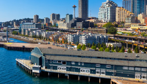 Seattle waterfront shutterstock_126730232