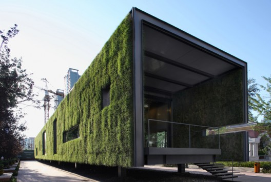 Guest Post International Examples Of Green Roofs