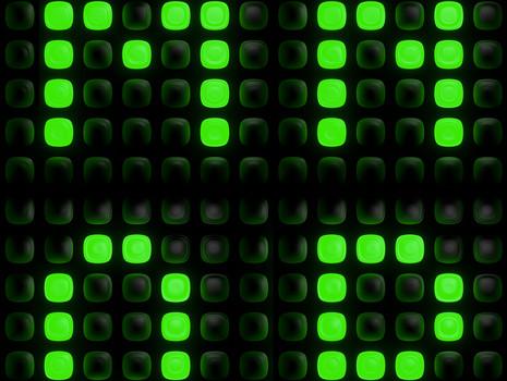 LED alphabet shutterstock_133882169