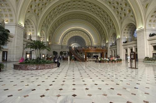 Union Station, Wash D.C. shutterstock_685100
