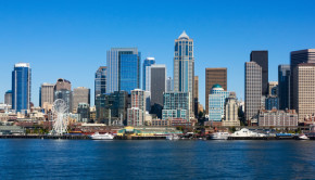 Seattle skyline shutterstock_139223141