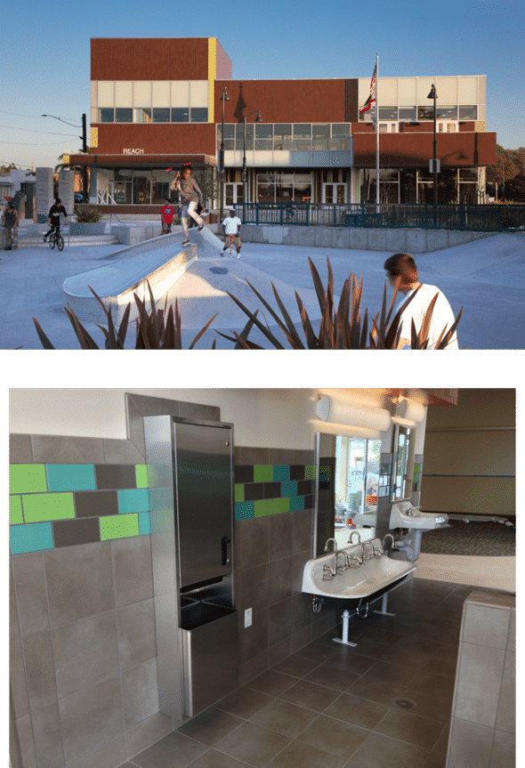 Leed Case Study Ashland Youth Center Green Building