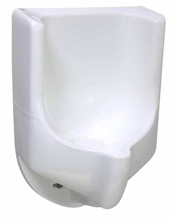 Waterless Urinals On Display At Green Schools Exhibition