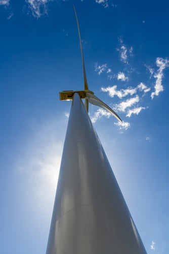 wind turbine close up shutterstock_146850116