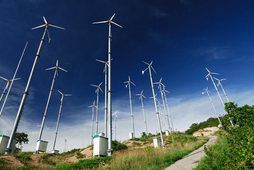wind mill power shutterstock_151620986