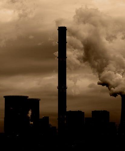 coal power plant shutterstock_143413165