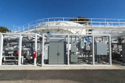 CleanWorld biodigester20130816_CleanWorld_1178