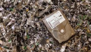 e-waste 2 hard drive shutterstock_165393359