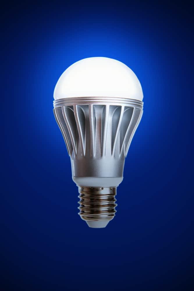 LED bulb shutterstock_175829549