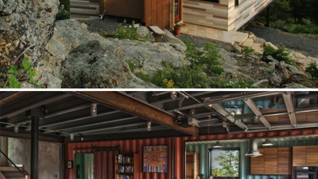 Shipping Containers And Tree Houses New Homes To Consider