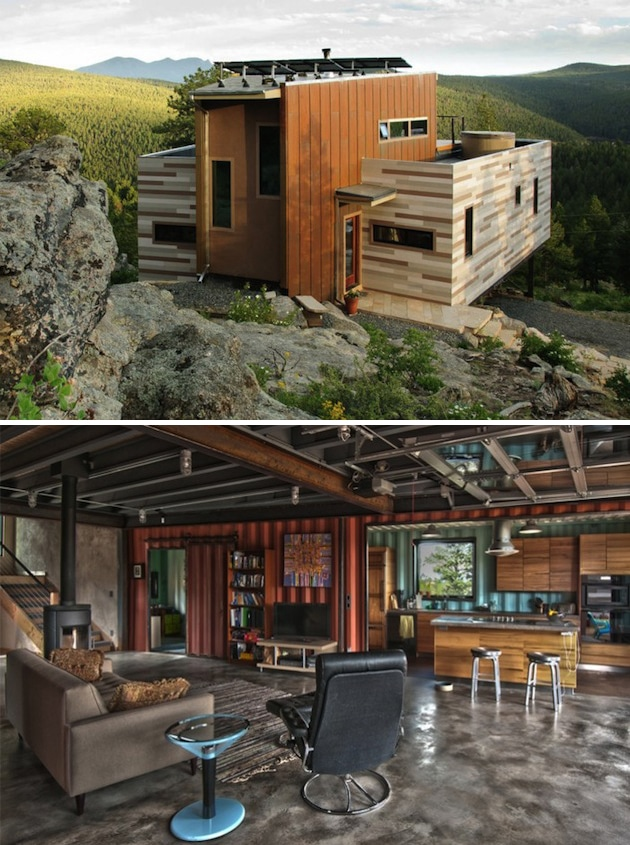 Shipping Containers and Tree Houses: New Homes to Consider - Green ...
