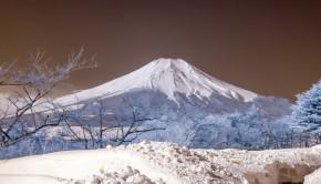 Mount Fuji Japan shutterstock_179338517