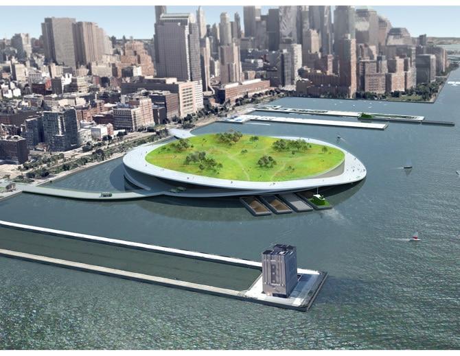 PRESENT Architecture - Green Loop 1 - Aerial - Margins
